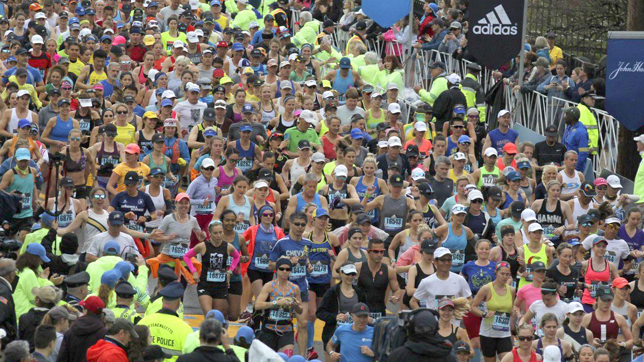 中 마라톤 선수 90여명, 보스턴 마라톤 기록 조작 들통나