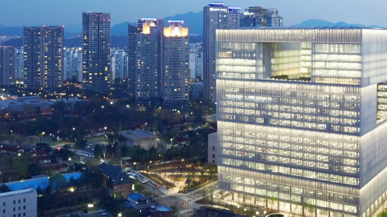 [기업] 아모레퍼시픽 본사, 세계적 건축 시상식서 대상