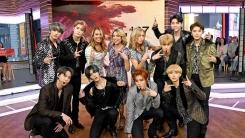 NCT 127, 美 ABC '굿모닝 아메리카' 출연…신곡 무대 첫 공개