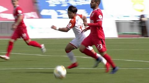 강원 FC, 제주 꺾고 3연패 탈출
