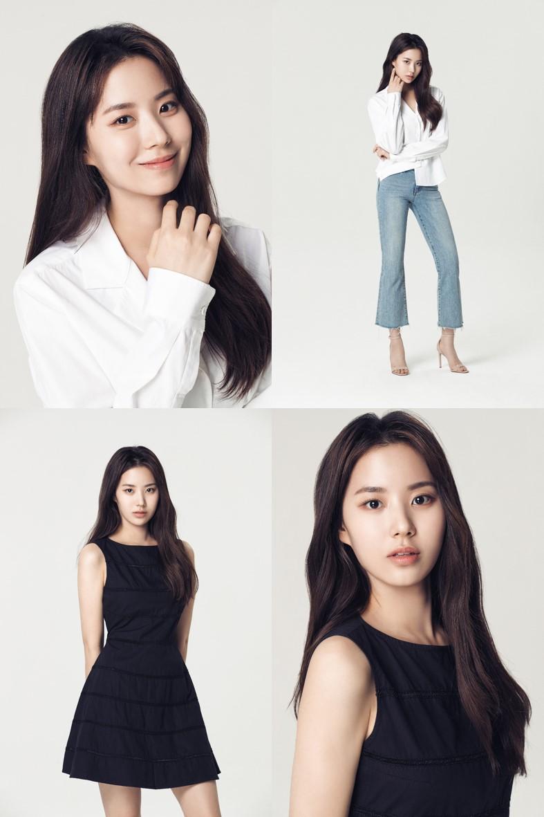 '핫'한 모델 최연수, 청초한 매력의 프로필 사진 공개