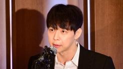 """씨제스 측 """"박유천, 전속계약 해지…신뢰관계 회복 불가능""""(공식)"""