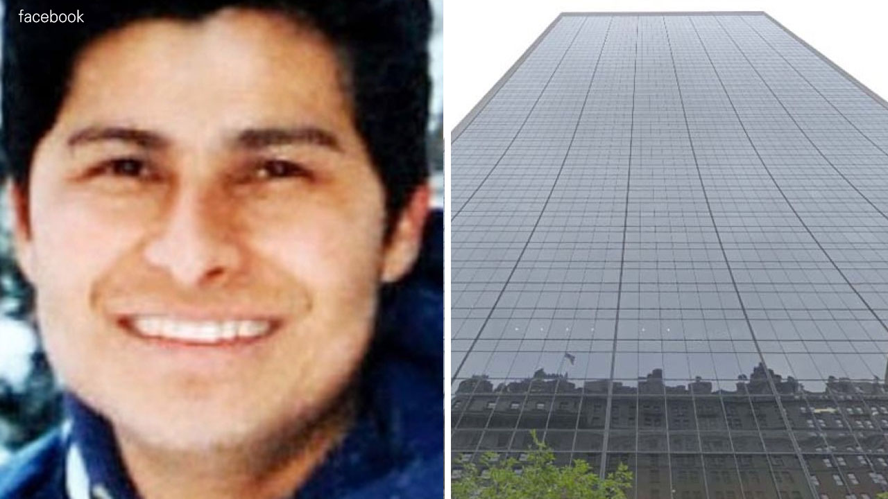 '창문 청소하다가'...47층에서 추락하고도 살아난 남성