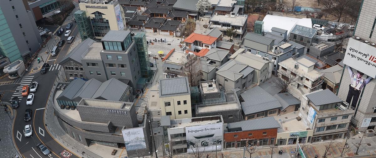 〔ANN의 뉴스탐방〕근·현대 100년의 역사·문화 체험형 공간으로 재단장한 돈의문박물관마을