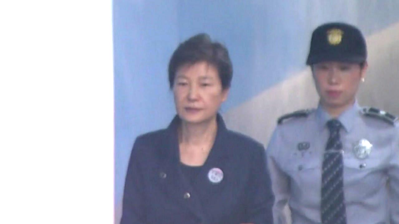 """검찰, 박근혜 형집행정지 '불허'...""""수용생활 가능"""""""