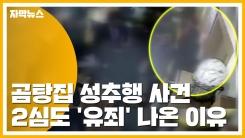 [자막뉴스] '곰탕집 성추행 사건' 2심도 유죄 나온 이유