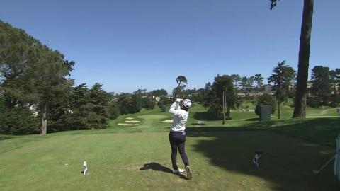 지은희·유소연, LPGA 메디힐 챔피언십 1R 공동 선두