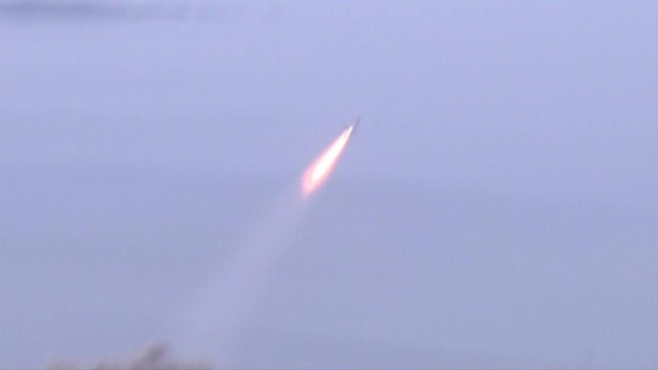 北 단거리 발사체 발사...최대 200km 비행