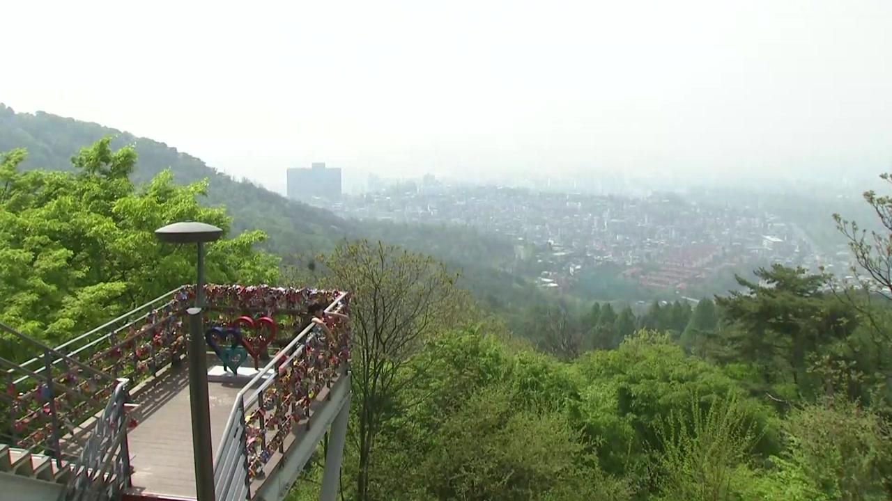 미세먼지에 오존까지...연휴 덮친 불청객
