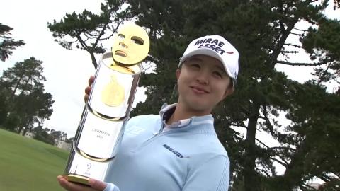 김세영, 연장서 이정은 꺾고 LPGA 메디힐 챔피언십 우승