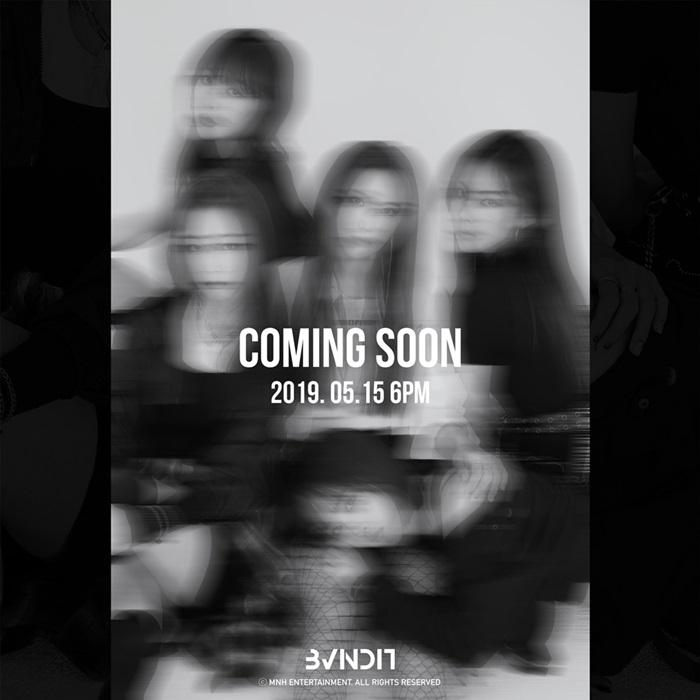 밴디트, 12일 만에 초고속 컴백…오늘(7일) '아이돌룸' 첫 출격