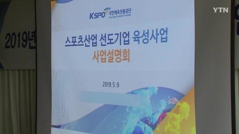'스포츠산업 선도기업 육성' 설명회 열려