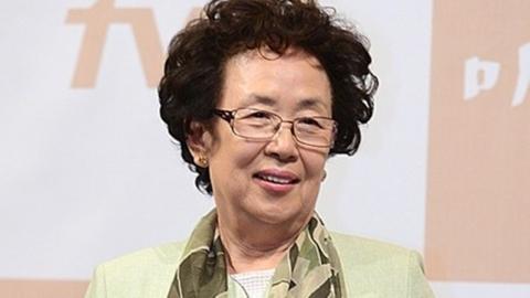 나문희, 쉬지 않고 달린다...영화 '정직한 후보' 출연 확정