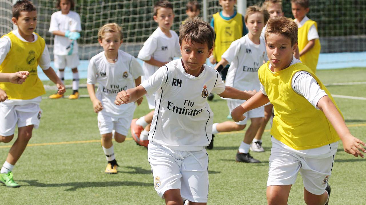 YTN PLUS, '2019 레알 마드리드 유소년 축구 캠프' 참가 모집