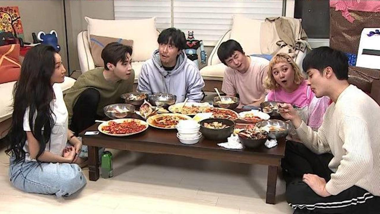 '나혼자산다', 운동회 개최..유노윤호·김연경·이연희·혜리 등 참여