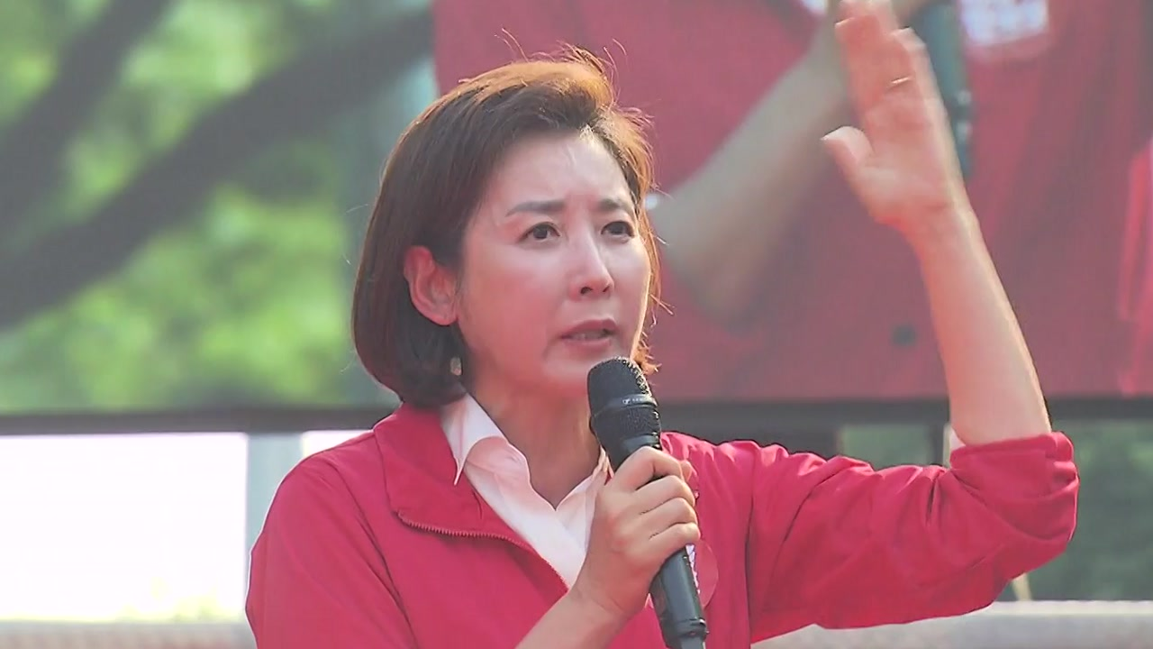 시민단체, '비하 발언' 나경원 의원 고발