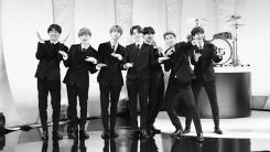 방탄소년단, 美 CBS '스티븐 콜베어' 출연…비틀즈 연상케한 무대