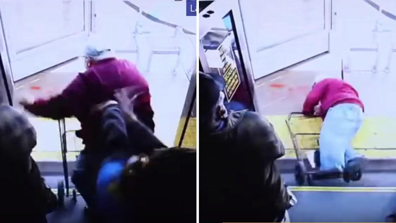 버스 탄 노인, 20대 승객에게 훈계했다가 밀쳐져 사망