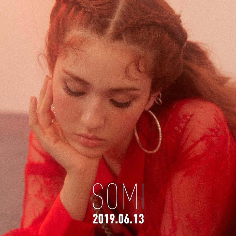 전소미, 6월13일 솔로 데뷔 확정...YG더블랙서 첫 선 (공식)