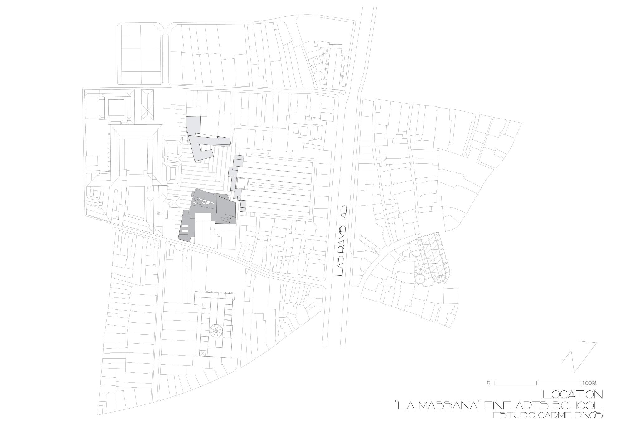 〔안정원의 건축 칼럼〕광장을 향해 회전하는 두 개의 볼륨감 있는 역동적인 학교 공간 2