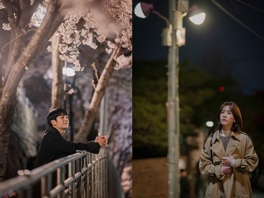 한지민X정해인 로맨스 '봄밤', 넷플릭스 통해 전 세계 공개