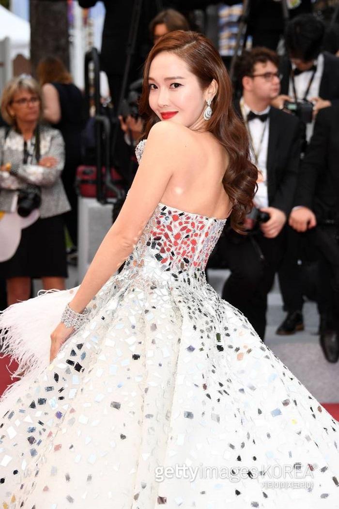 제시카, 칸 드레스 완전 분석…CNN 선정 '베스트 레드카펫 패션'