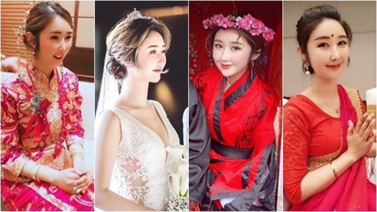 """성은채, 한·중·네팔서 4번의 결혼식 마쳤다 """"잘 살겠습니다"""""""