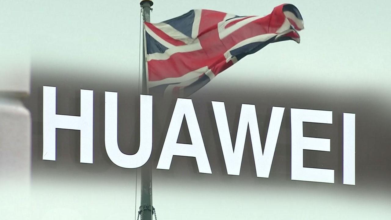 위기의 화웨이...英 업체들도 줄줄이 거래 중단