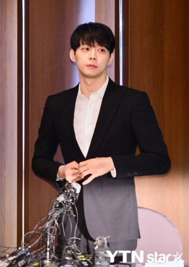 '마약 혐의' 박유천, 6월 14일 첫 공판기일 확정