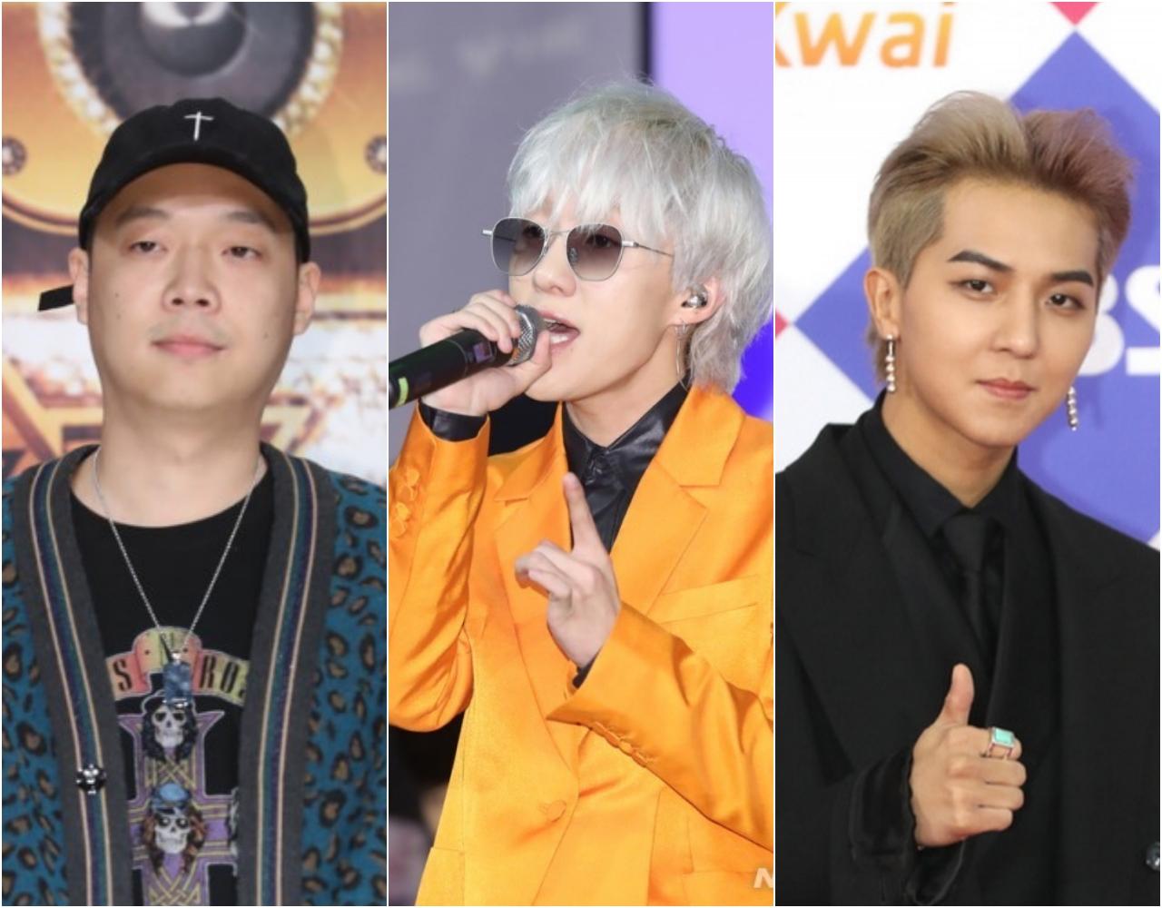 [단독] YG 새 힙합 예능은 '대학 동아리 대항전'...자이언티·송민호 참여