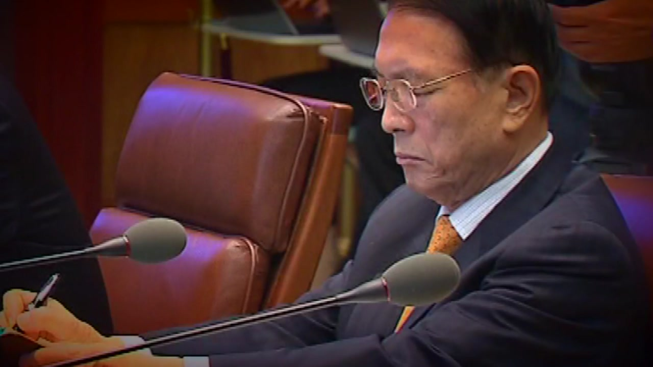 """[단독] 김기춘 """"조용히 YTN 정리해라""""...檢, 청와대·경찰 수뇌부 관여 수사 확대"""