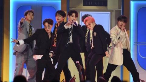 [Y뮤직] 방탄소년단, 빌보드 신기록 추가...'아티스트' 차트 5주간 1위