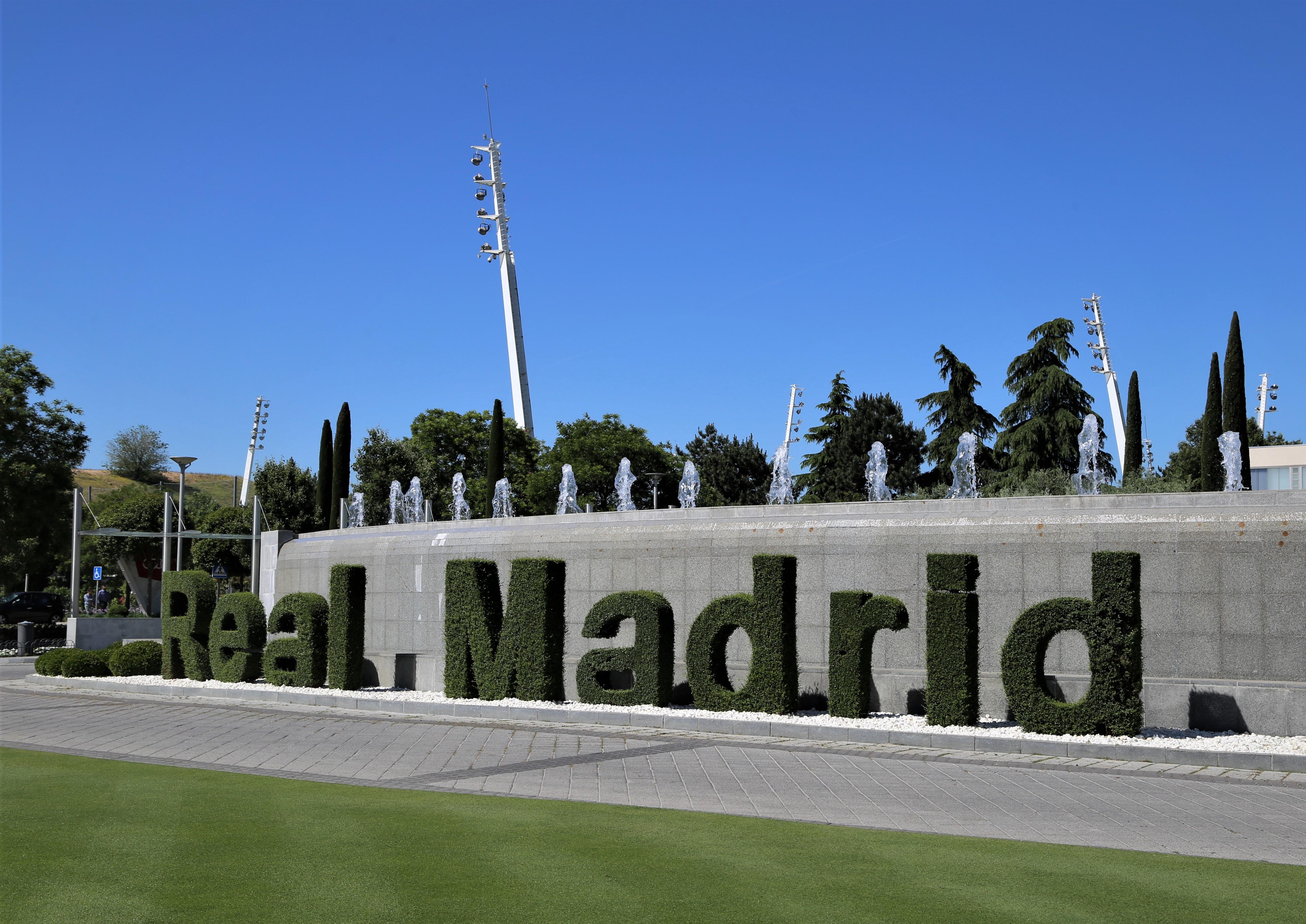 레알 마드리드 훈련장 발데베바스를 가다