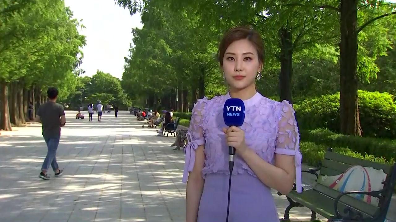 [날씨] 오늘도 더웠다, 서울 31.1℃...내일 전국 비바람