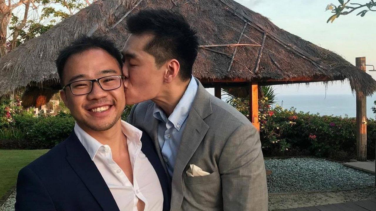 싱가포르 리콴유 전 총리 손자, 남아공에서 동성 결혼식 올려