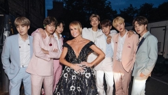 BTS, 英 '브리튼스 갓 탤런트' 무대 어땠나…월드클래스 여유