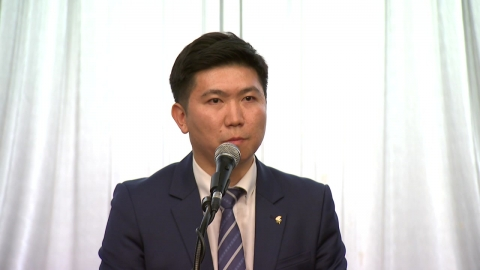 """유승민, 탁구협회장 선출...""""세계선수권 성공개최 노력"""""""