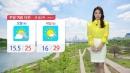 [날씨] 6월 첫 주말, 초여름 날씨...큰 일교차