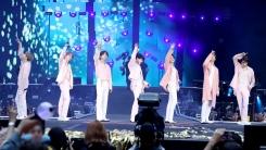 BTS, 12만 아미 환호 속 英 웸블리 스타디움 공연 성료 (종합)