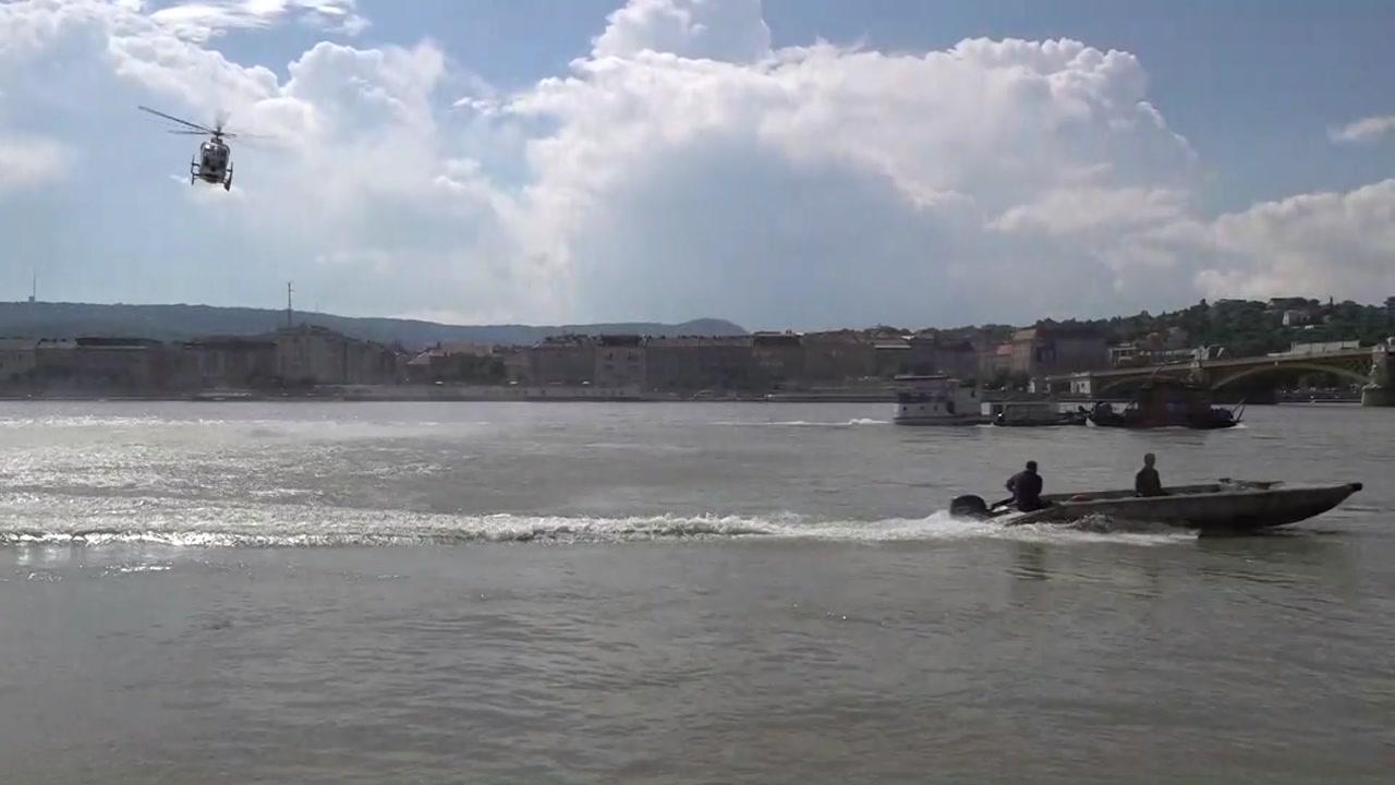 다뉴브 강 하류서 50대 남성 시신 1구 추가 발견