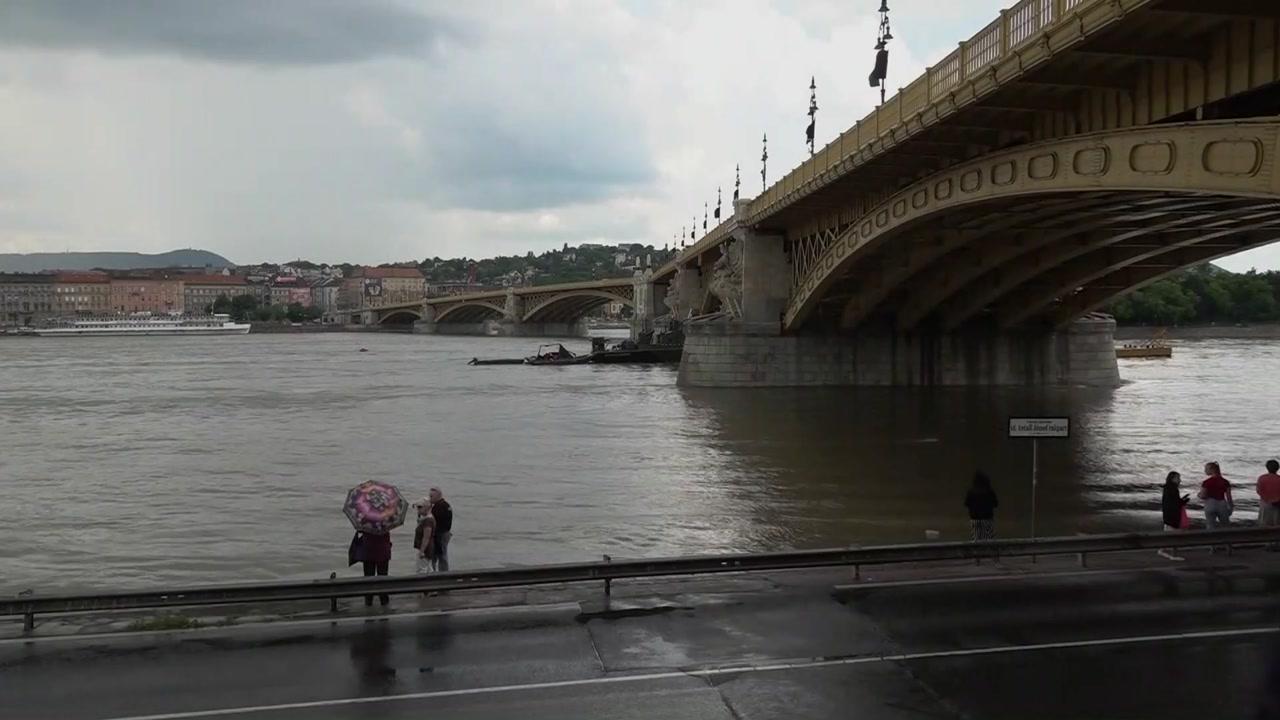 헝가리 내일 흐리고 비, 모레 소나기