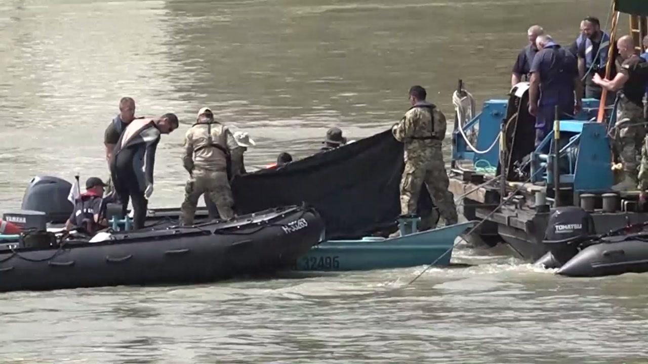 '헝가리 유람선 침몰' 실종자 시신 두 구 추가 수습