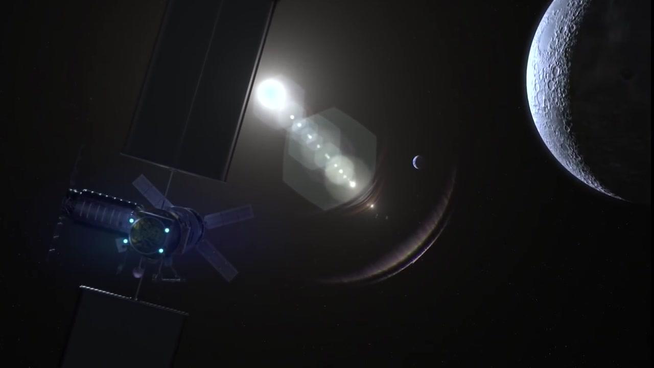 2024년 미니 우주정거장 찍고 달에 간다!