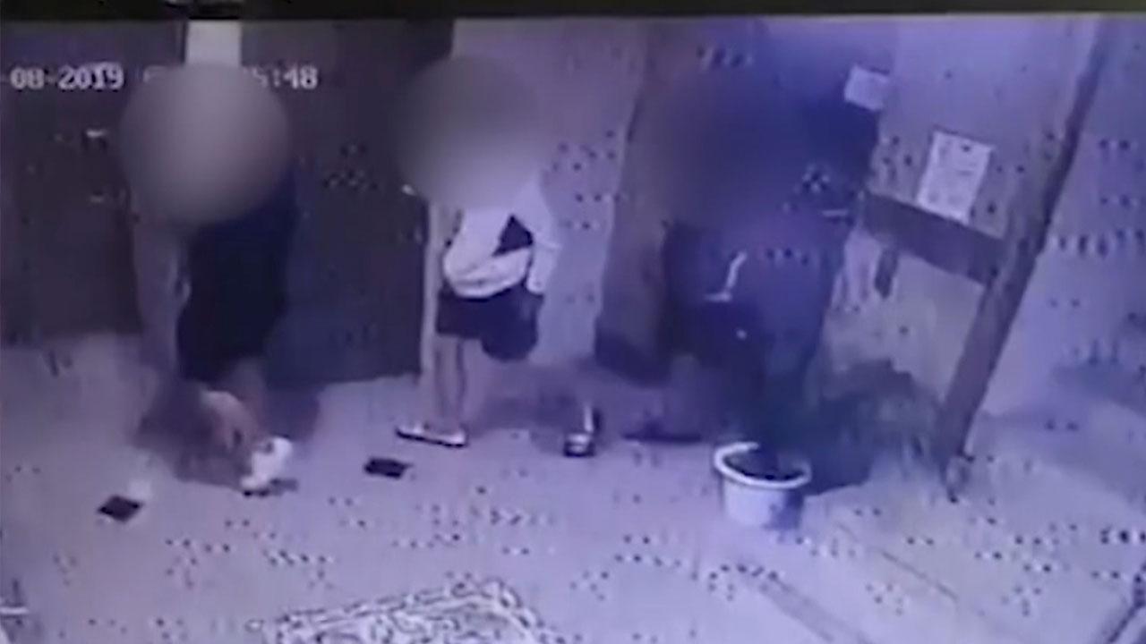 수십차례 폭행이 장난?...'놀잇감'된 10대 숨져
