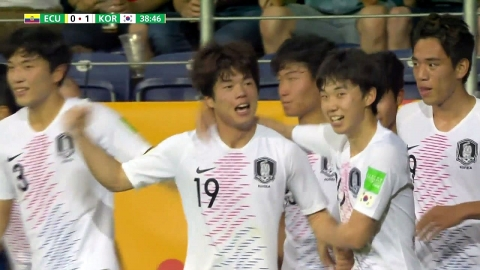 U-20 한국 축구 새역사 쓰다...현지 분위기는?