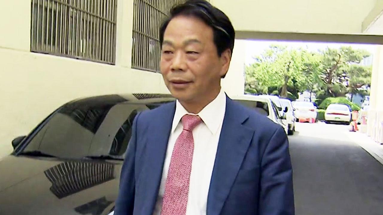 [속보] 대법 '정치자금법 위반' 이완영 유죄 확정...의원직 상실