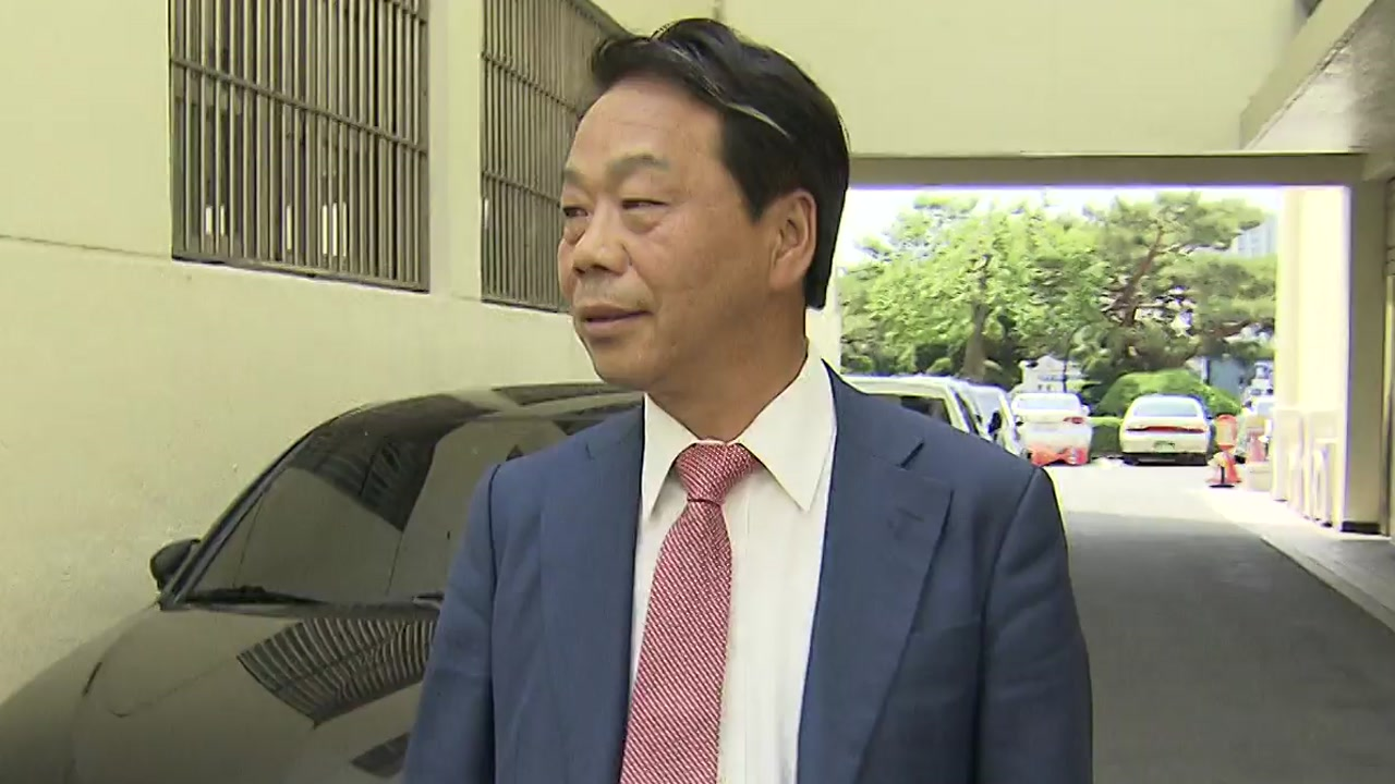 '불법 정치자금·무고' 이완영, 의원직 상실형 확정...5년간 출마 불가