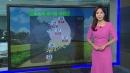[날씨] 오늘 초여름 더위 계속, 남부 비·영서 소나기