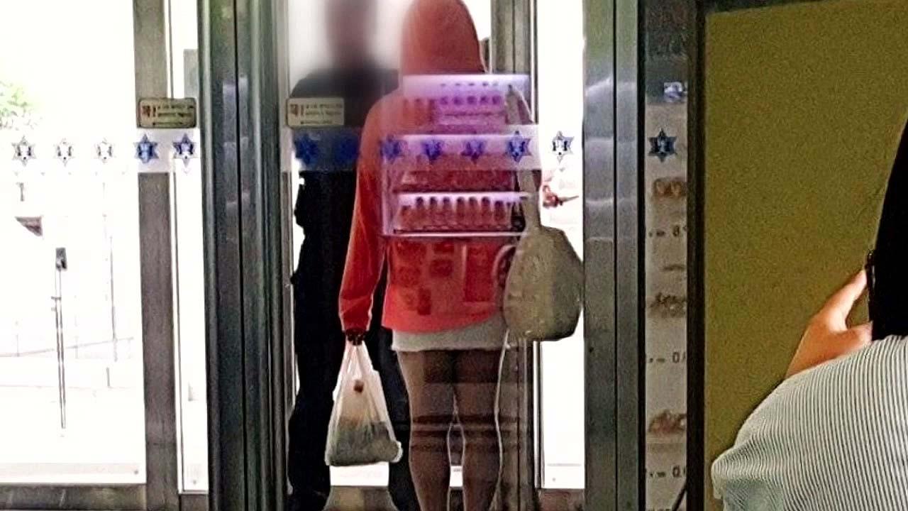 여대 활보한 여장 남자, 학생 신고로 체포