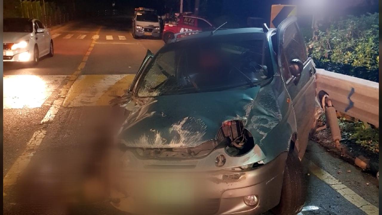음주 단속 피해 달아나던 40대 교통사고로 숨져